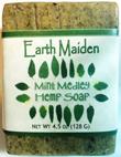 Mint Medley Hemp Soap by Earth Maiden