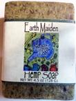 Roasted Green Tea Vegan Hemp Soap by Earth Maiden