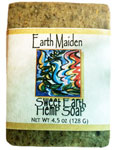Sweet Earth Vegan Hemp Soap by Earth Maiden